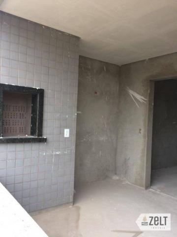 Apartamento com 3 dormitórios à venda, 91 m² por r$ 300.000 - sol - indaial/sc - Foto 19