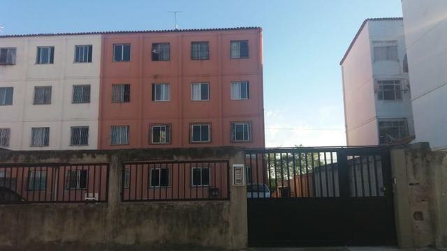Excelente apartamento em Andre Carloni de dois quartos por apenas 15 mil de entrada