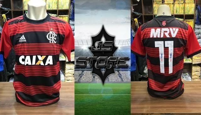 1b8e633fdd Camisa Flamengo. Camisa Flamengo. Camisa Flamengo. Camisa Flamengo I 2018  Torcedor Adidas Masculina - Vermelho e Preto