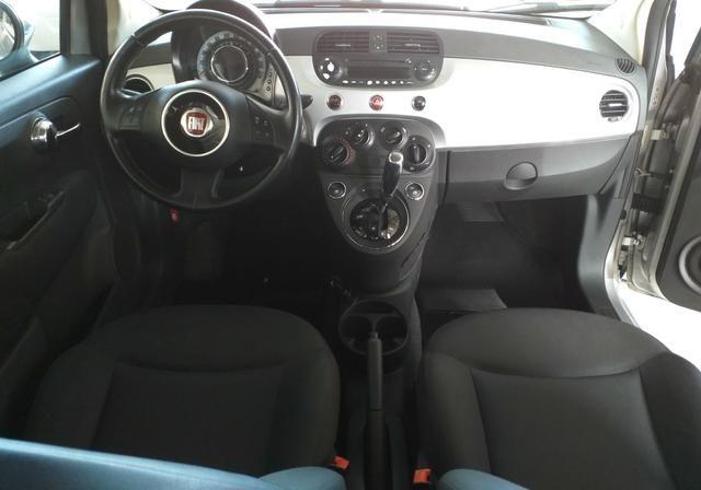 Fiat 500 1.4 2013/13 AT - Foto 4