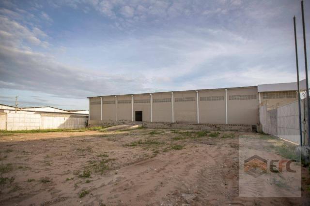 Galpão para alugar, 1322 m² por r$ 16.000,00/mês - parque de exposições - parnamirim/rn - Foto 9
