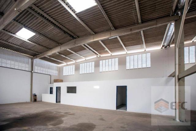 Galpão para alugar, 1322 m² por r$ 16.000,00/mês - parque de exposições - parnamirim/rn - Foto 6