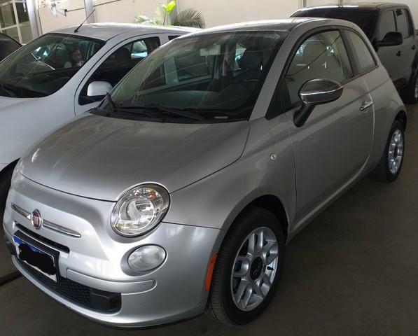 Fiat 500 1.4 2013/13 AT