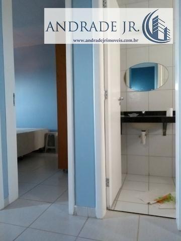 Casa duplex em condomínio no Porto das Dunas, nascente, com vista mar e área de lazer - Foto 5
