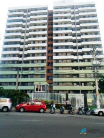 Apartamento residencial à venda, São Gerardo, Fortaleza - AP2311.