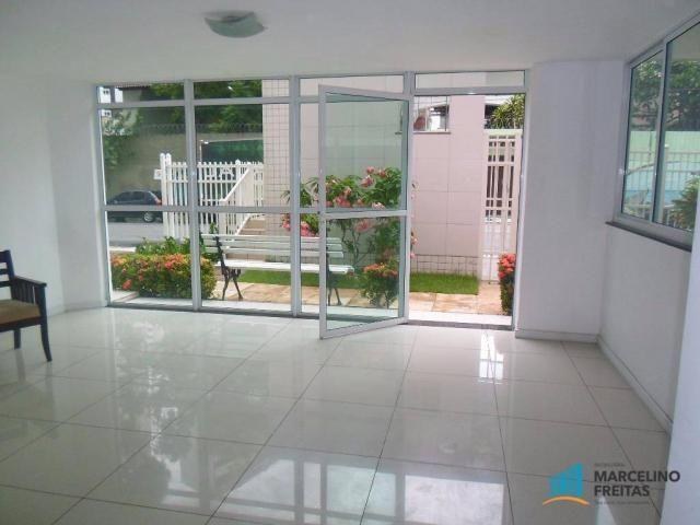 Apartamento residencial à venda, Cocó, Fortaleza - AP2611. - Foto 12