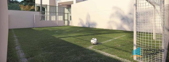 Apartamento residencial à venda, Presidente Kennedy, Fortaleza - AP2141. - Foto 6