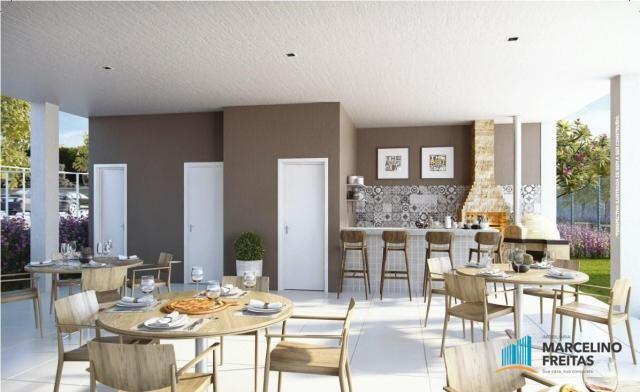 Apartamento residencial à venda, Messejana, Fortaleza - AP3030. - Foto 20