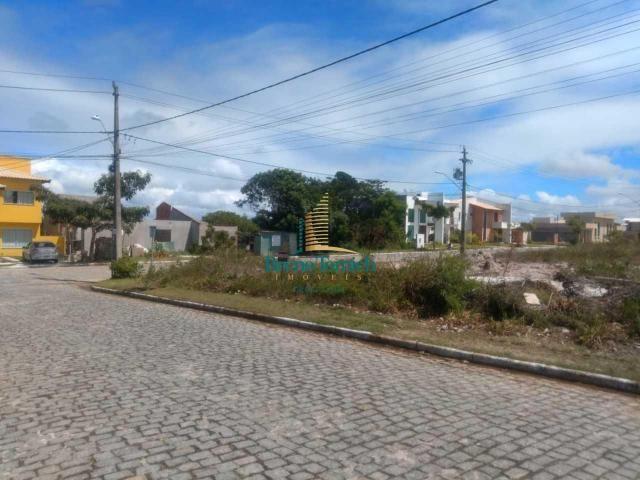 Terreno à venda, 694 m² por r$ 300.000 - outeiro de são francisco - porto seguro/bahia - Foto 5