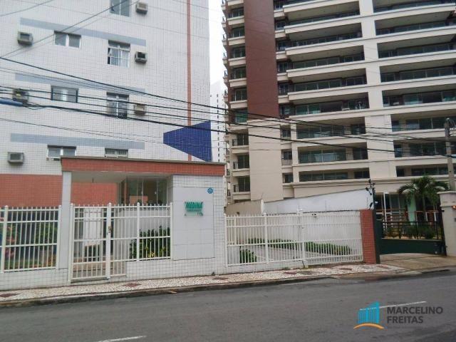 Apartamento residencial à venda, Cocó, Fortaleza - AP2611. - Foto 3
