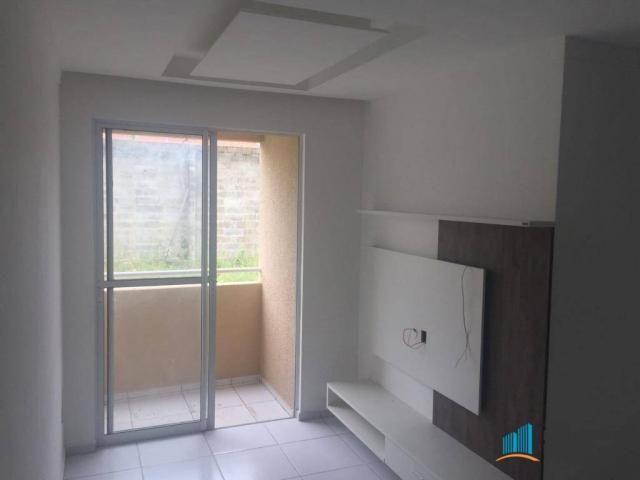 Apartamento residencial à venda, Jangurussu, Fortaleza. - Foto 2