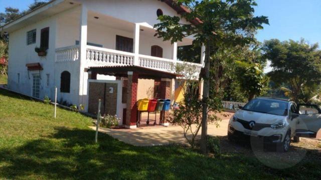 Chácara com 7 dormitórios à venda, 4000 m² por R$ 1.200.000,00 - Paraíso de Igaratá - Igar - Foto 4