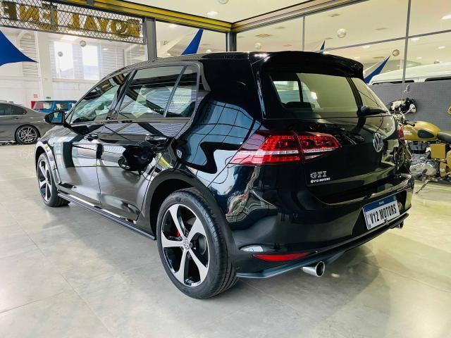 GOLF 2017/2017 2.0 TSI GTI 16V TURBO GASOLINA 4P AUTOMÁTICO - Foto 4