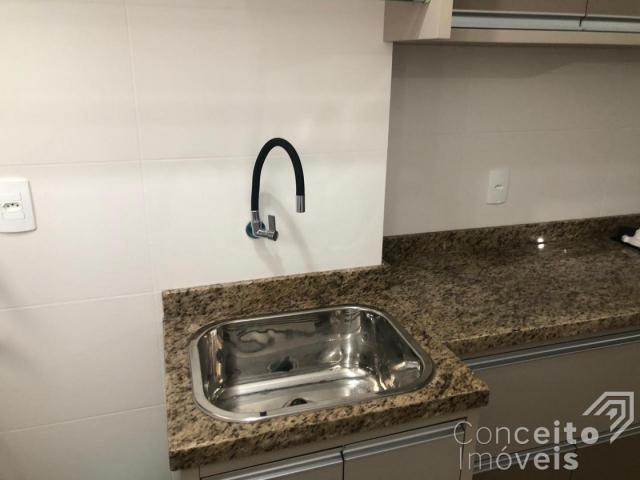 Apartamento à venda com 2 dormitórios em Centro, Ponta grossa cod:392666.001 - Foto 11