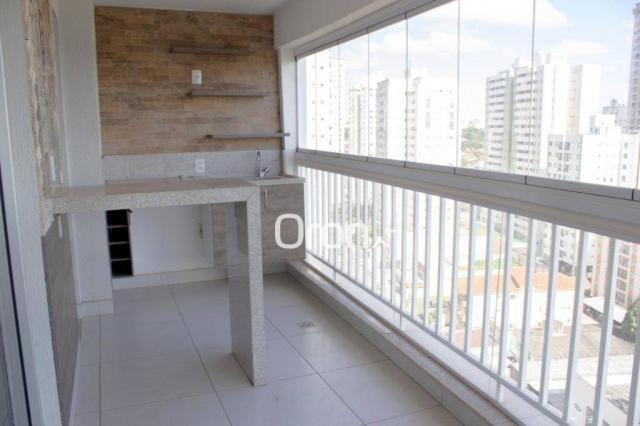 Apartamento à venda, 88 m² por R$ 445.000,00 - Jardim Goiás - Goiânia/GO