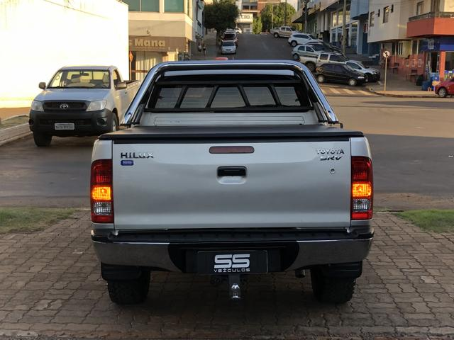 Hilux Srv 3.0 Diesel 4x4 VENDIDA - Foto 2