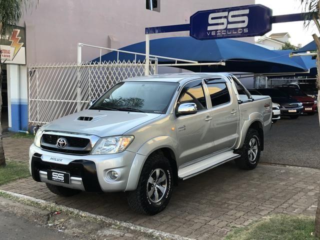 Hilux Srv 3.0 Diesel 4x4 VENDIDA - Foto 6