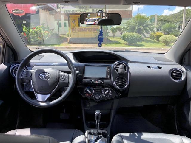 Toyota Etios Sedan 2017 XLS 1.5 AT IPVA 2020 Pg.! Somente Venda!! - Foto 9