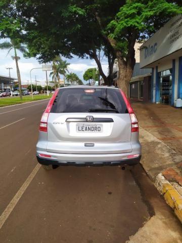CRV 2010/2010 2.0 LX 4X2 16V GASOLINA 4P AUTOMÁTICO - Foto 4