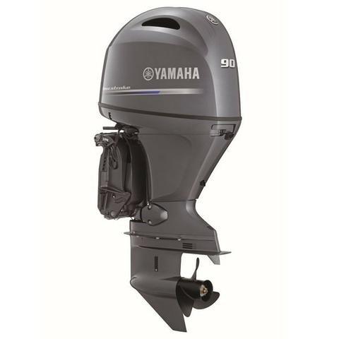 Motor de Popa Marca Yamaha 90HP - Pessoa Jurídica - PR / SP / RS / SC / MG