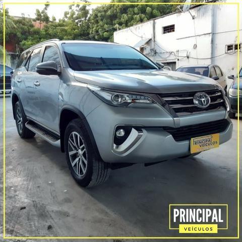 Toyota Hilux SW4 Srx 2018 Completo - Garantia de Fabrica - Foto 3