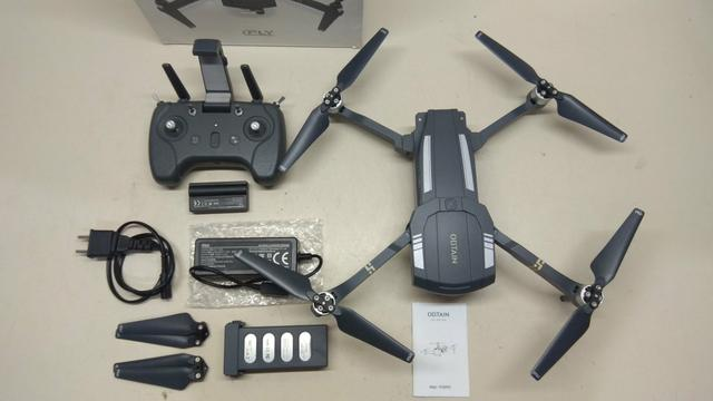 Drone c-fly obtain (poucos vôos) - Foto 2