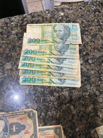 Vendo cédulas antigas 1979 Cruzeiro - Foto 2