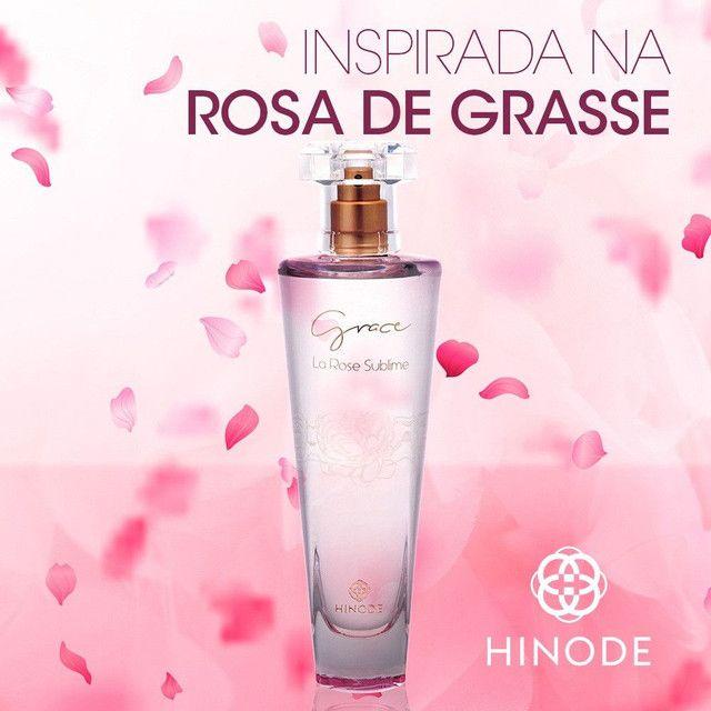 Perfume hinode    GRACE LA ROSE SUBLIME