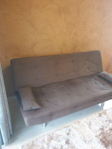 Sofá cama pouco usado  - Foto 2