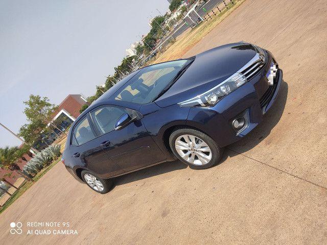 Toyota Corolla XEI Automatico Flex - Foto 2