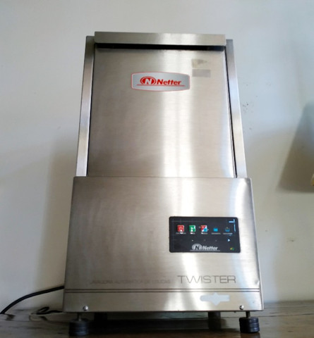 Máquina Lava Louças Netter Twister - Seminova - Foto 6
