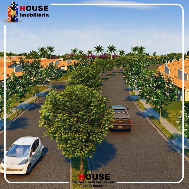 Realize seu Sonho da casa Propria,Cidade Jardim, Condominio, 3 quartos, - Foto 4