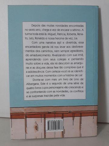 Livro Lia e o Sétimo Ano - Foto 2