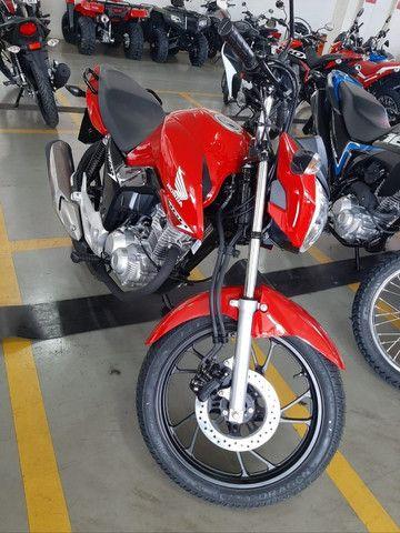 Promoção de Financiamento Honda Entrada: 1.000 Moto Fan 160 - Foto 4