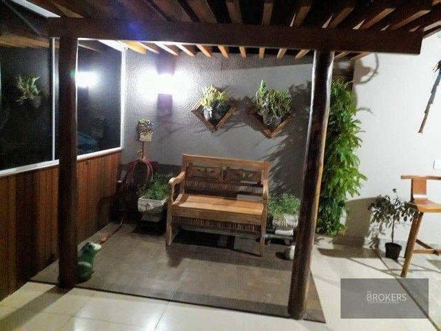 Casa com 3 dormitórios à venda, - Jardim Iguaçu - Paranavaí/PR - Foto 4