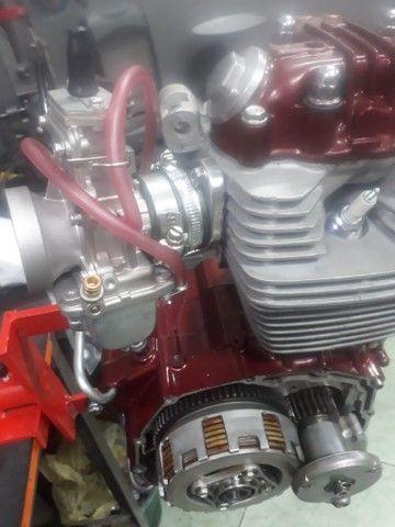 Cg titan 97/98 impecável 210cc - Foto 4