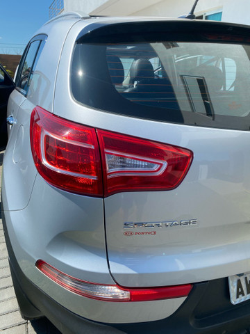 Kia Motors Sportage EX 2.0 16V/ 2.0 16V Flex Aut TOP TETO  - Foto 7