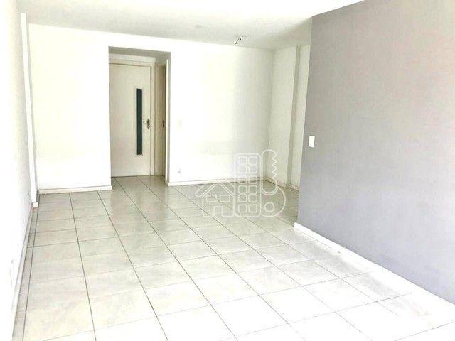 Apartamento com 3 dormitórios à venda, 130 m² por R$ 748.000,00 - Ingá - Niterói/RJ - Foto 3