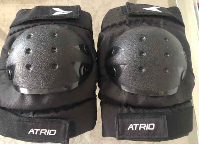 Kit proteção ajustável por 100.00 reais  - Foto 3
