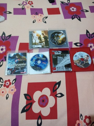 Vendo jogos original do ps3 - Foto 4