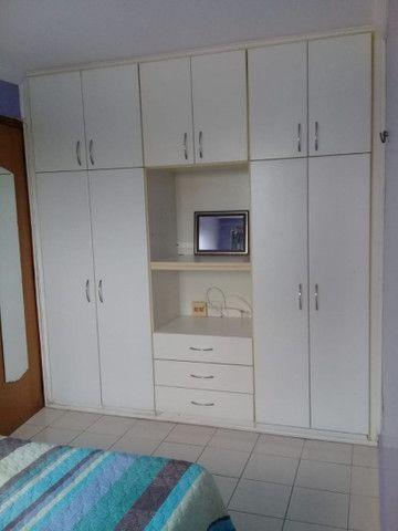Apartamento de 3 Quarto Semimobiliado - Vieiralves - Foto 9