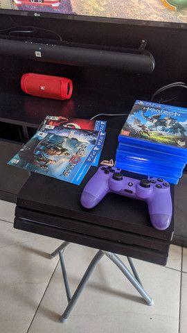 Playstation 4 PRO 1tb (ps4 pro) - Foto 2