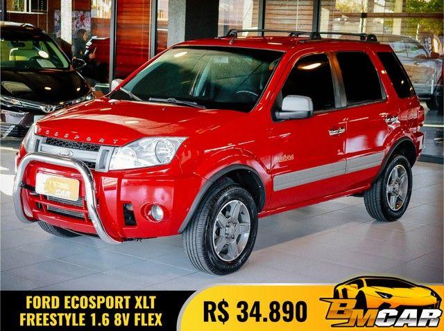 Ford EcoSport XLT FREESTYLE 1.6 Flex 8V 5p 2009 Flex