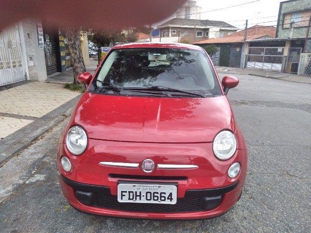 Fiat 500 cult 1.4 completo - Foto 6