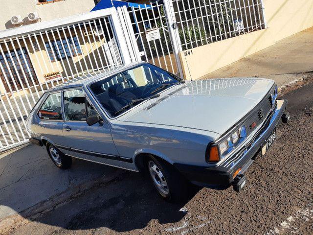 * Raridade - Passat Placa Preta 1983/1983 LS 1.6 AP - Foto 11