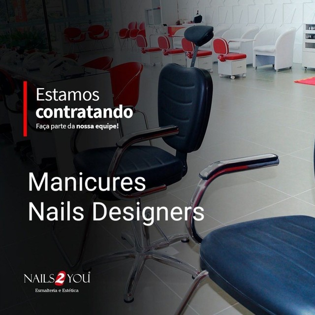 Contrata Manicures e Nails Designer