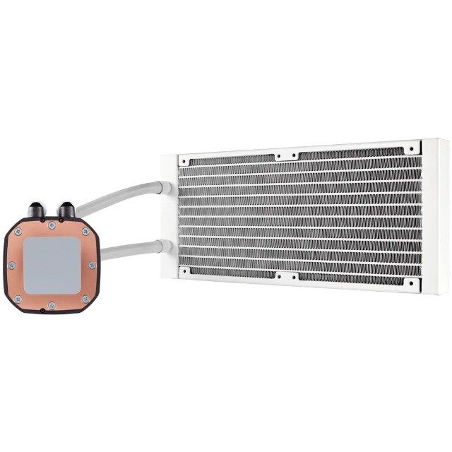 Water Cooler Corsair H100i RGB Platinum SE Hydro Series 240mm RGB - Loja Natan Abreu  - Foto 6