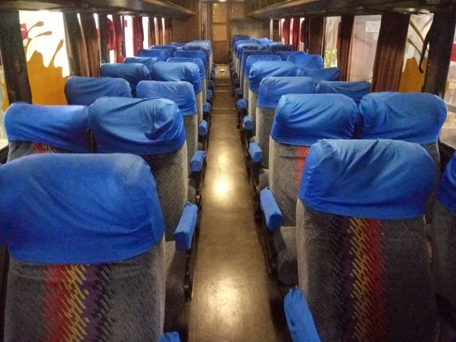 Onibus rodoviario marcopolo 91 novo - Foto 5