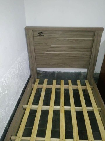 Cama de solteiro+colchão - Foto 2