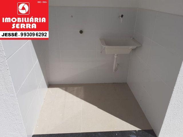 JES 065. Vendo casa nova em Residencial Centro da Serra com 70M² - Foto 5